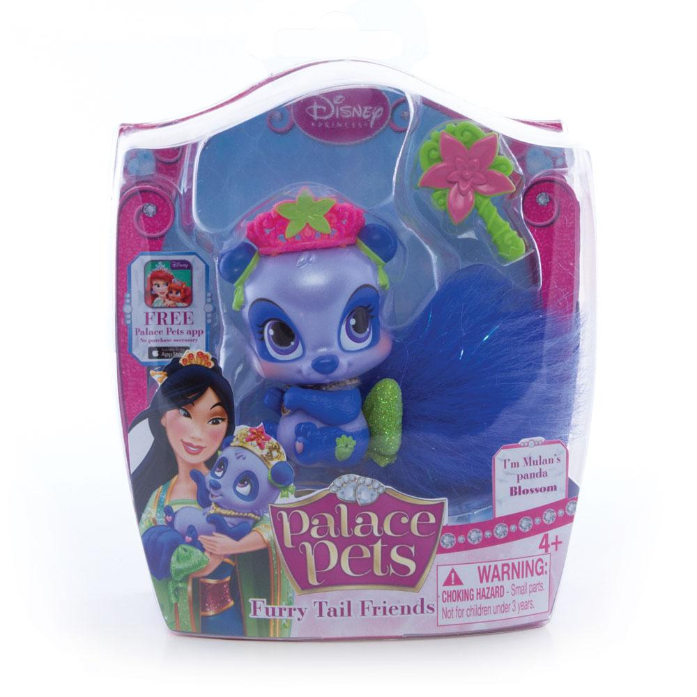 Amazon.com: Disney Princess, Palace Pets, Furry Tail Friends, Mulan's