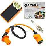 Amazon com: Universal Throttle Cable 150cc 4 Stroke Scooters