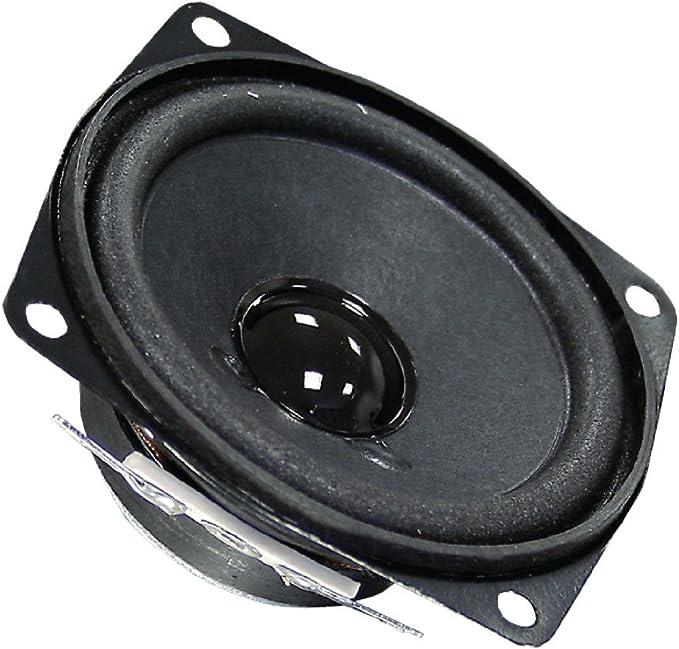 Visaton Vs Fr7 4 Lautsprecher Universal 6 35 Cm 2 5 Zoll 5 W 10 W 130 20 000 Hz 4 Ohm Audio Hifi