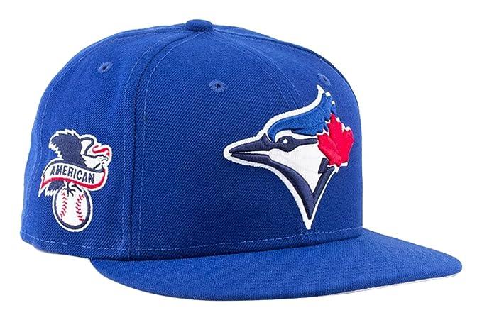 e49c8ea28c53f Amazon.com   New Era MLB Toronto Blue Jays Baycik Snap 9Fifty Cap-SM ...