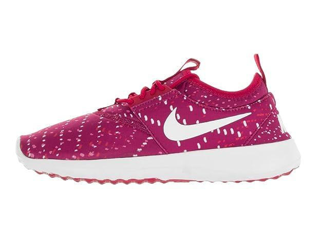 hot sale online 40541 9c663 Nike 749552-600, Zapatillas de Trail Running para Mujer, Rojo (Noble  White-University Red), 44 EU: Amazon.es: Zapatos y complementos