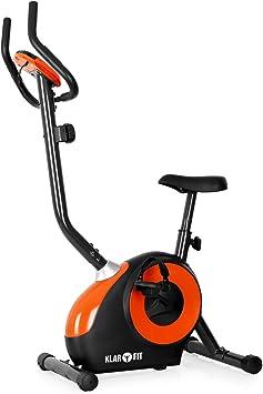 Klarfit MOBI-FX-250 Shape Edition - Bicicleta estática, Monitor de ...