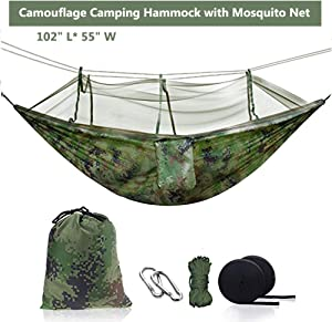 Sweepstakes: Ufanore Camping Hammock