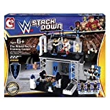 The Bridge Direct WWE StackDown: The Shield Tactical Training Center Play Set with Figures