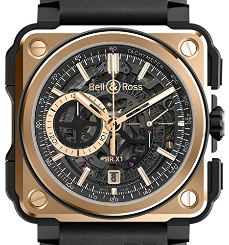 Best Bell & Ross Men's Luxury watches on Amazon - cover
