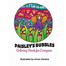 Paisley's Bubbles Coloring Book for Everyone