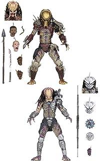Amazon Com Neca Predator 7 Scale Action Figures Series 18