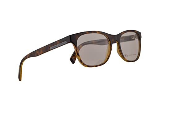 Amazon.com: Armani Exchange AX3057 - Gafas de ojo (52-18-140 ...