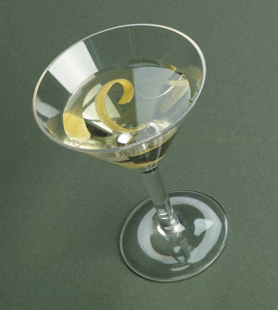 Carlisle 4362707 Liberty Polycarbonate Martini Glass, 8-oz. Capacity, Clear (Case of 24) by Carlisle (Image #10)