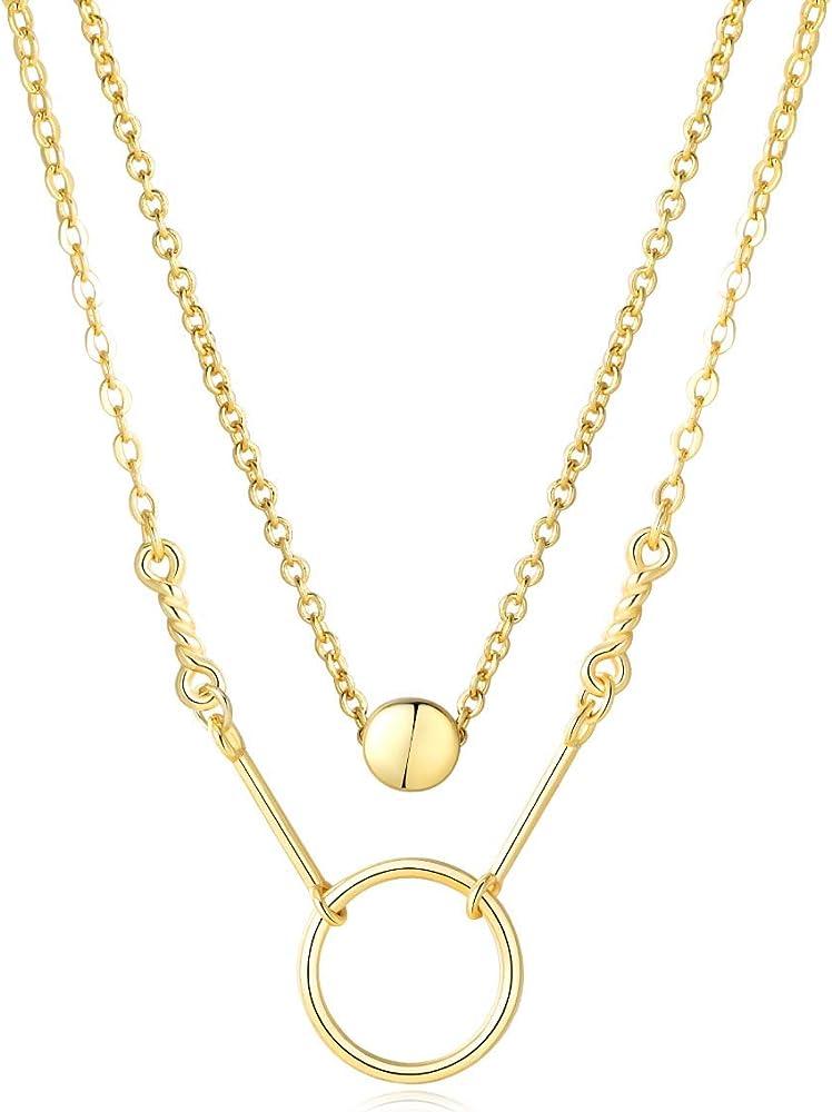 Floating Druzy choker Necklace