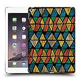 Head Case Designs Aztec Print Ethnic Line Art Hard Back Case for Apple iPad Air 2