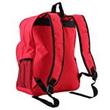 Red Cross Backpack First Aid Kit Bag Outdoor Sports Camping Hiking Travel Home Medical Emergency Survival Bag