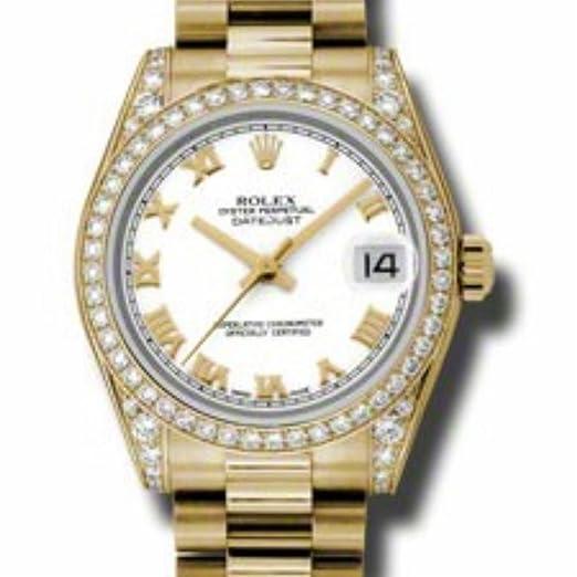 Rolex Datejust automatic-self-wind - Reloj 178158 (Certificado) de segunda mano: Rolex: Amazon.es: Relojes