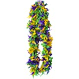 "New Deluxe Mardi Gras 72"" Costume Accessory Feather Boa"