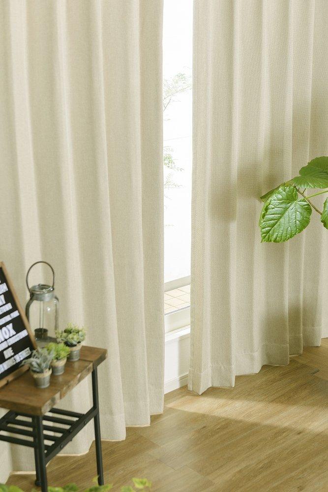 ブルックリン カリフォルニアスタイルカーテン