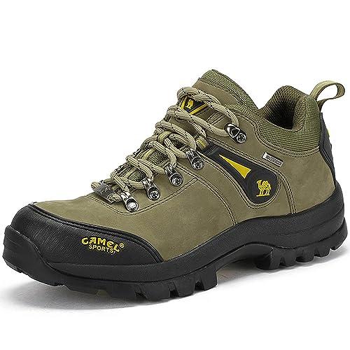 Zapatos Libre Trekking Senderismo Para Hombre Camel Low De Al Aire ROqdpF