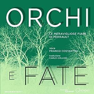 Orchi e Fate: Le meravigliose fiabe di Perrault Audiobook