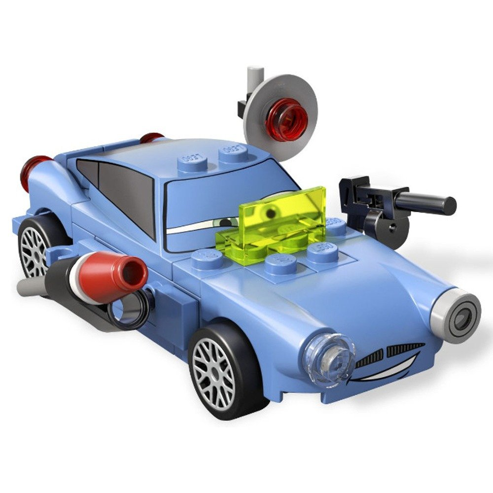 Uncategorized Finn Mcmissile Car amazon com lego cars finn mcmissile 9480 toys games