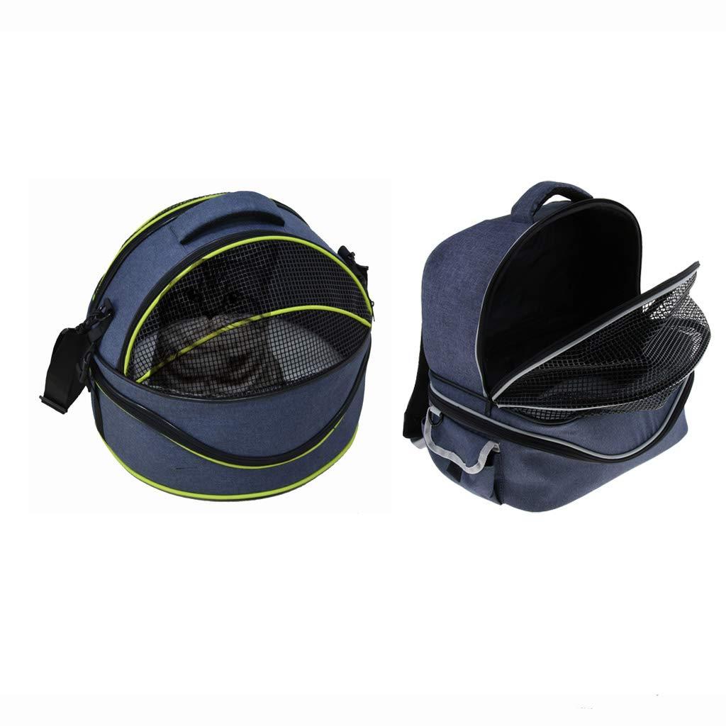 Baoblaze Safe Pet Dog Cat Carrier Backpack Mesh Ventilation Cat Holding Backpack