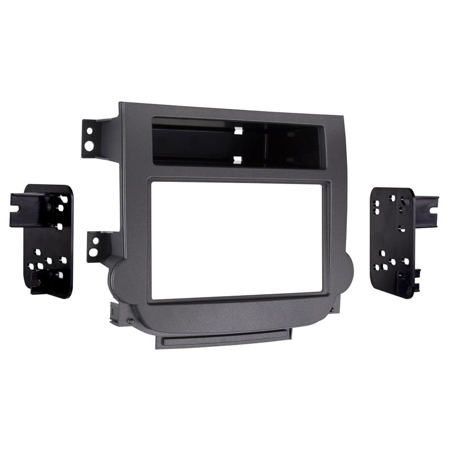 Metra 95-3314G Double DIN Dash Kit for Select 2013 and Chevy Malibu Vehicles (Black)