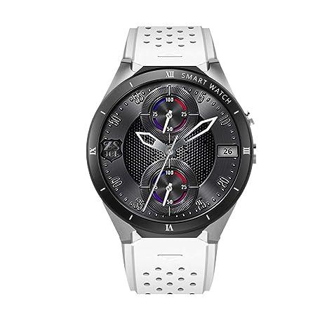 Smartwatch,Bluetooth Reloj Inteligente con GPS Monitor De ...