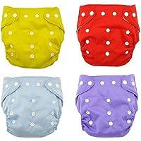 Andyshi Baby - Pañales de tela reutilizables