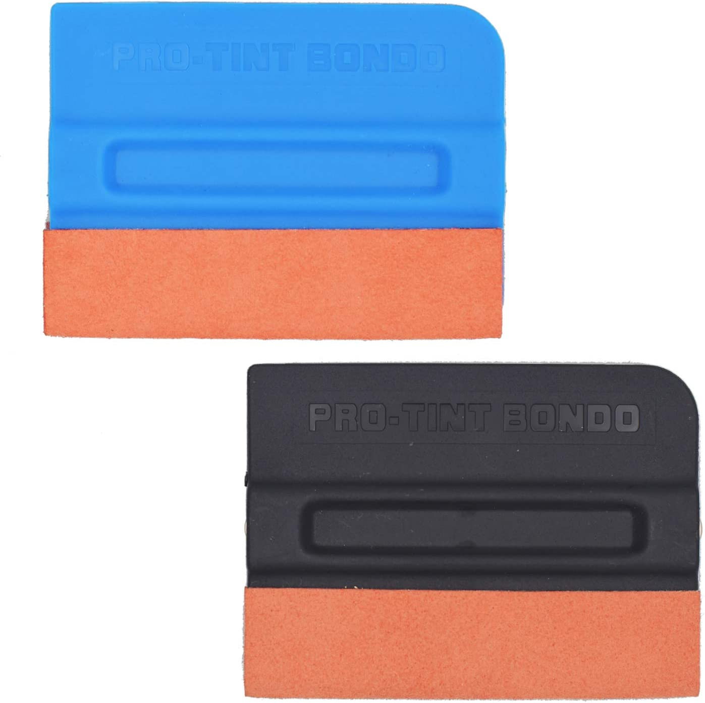 1PCS Pro-Tint Bondo Vinyl Squeegee Soft Suede Felt Window Tint Car Wrapping Tool