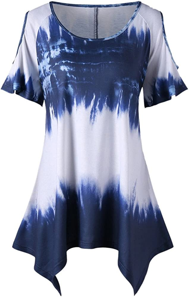 Cap Sleeve Tee USA Made Extra Length Layering Comfy Slim Fit Womens Tshirt
