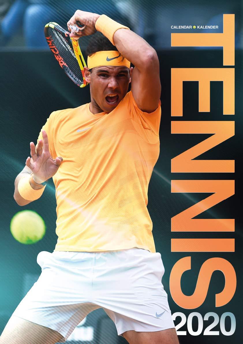 Tennis 2020 Calendar: Amazon.es: Rafael Nadal, Novak Djokovic: Libros en idiomas extranjeros