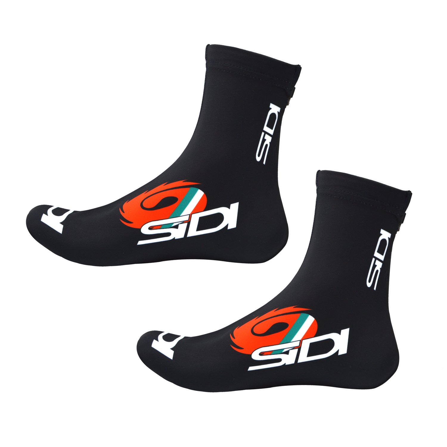 Bike Bicycle Shoe Covers-Cycling Shoe Covers Road Bike Shoes Toe Cover Zippered MTB Winter Cycling Shoes Covers Outdoor Sports Windproof Warmer Overshoes Booties Covers for Men Women Multi Outools
