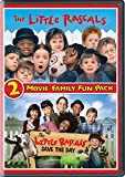 The Little Rascals 2-Movie Family Fun Pack (The Little Rascals / The Little Rascals Save the Day)