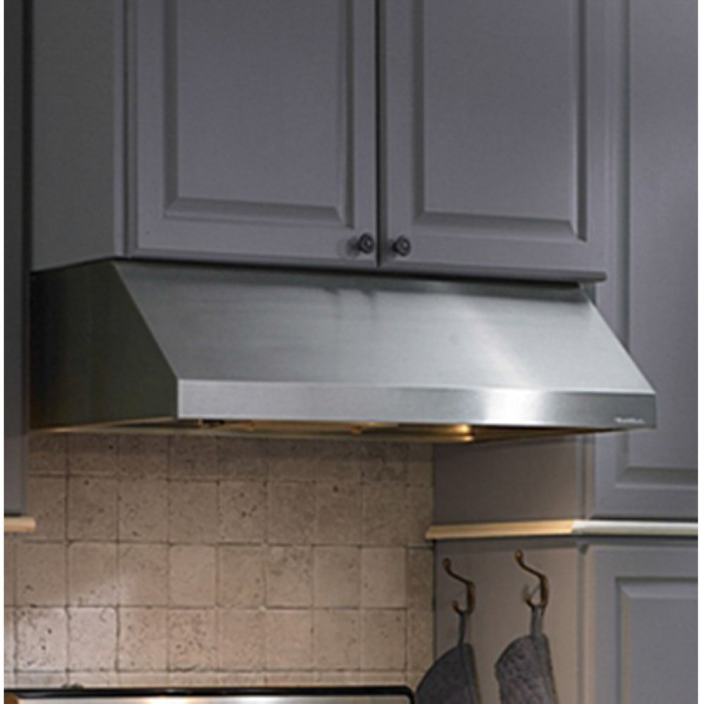 stove under 300. amazon.com: vent-a-hood prh9-130 30\u0026quot; professional series under cabinet range hood with 300 cfm magic lung blower 2-level lighting fire-safe design and stove a