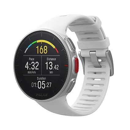 Polar Vantage V – Reloj Premium con GPS y Frecuencia Cardíaca, Multideporte y Perfil de Triatlón, Potencia de Running, Batería Ultra Larga, Resistente ...