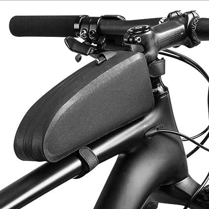 Amazon.com: MDZZ - Bolsa para bicicleta, tubo superior ...