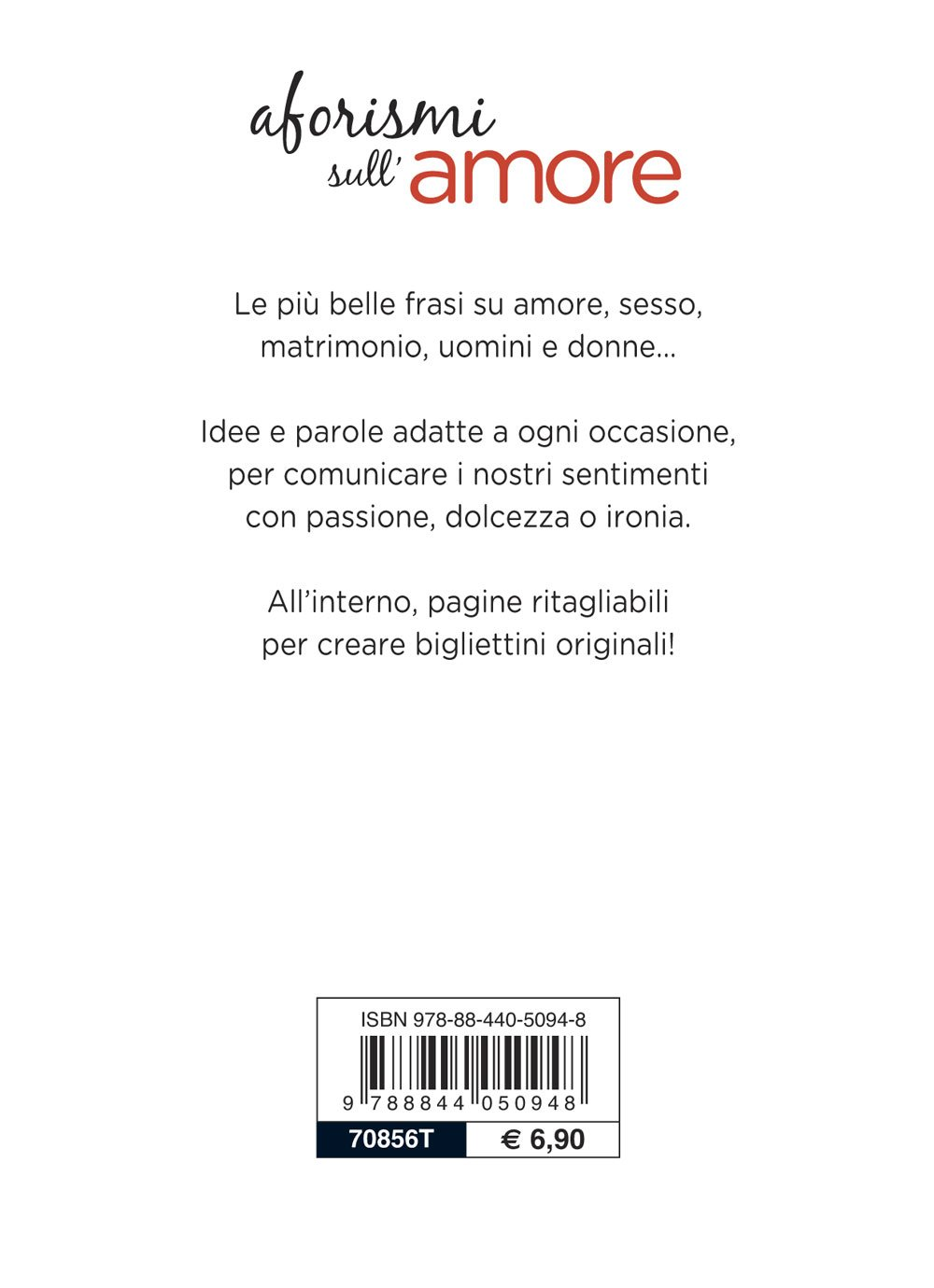 Frasi Sull Amore Per Matrimonio.Aforismi Sull Amore 9788844050948 Amazon Com Books