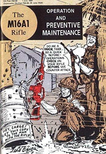 Vietnam Gun (Militaria Vietnam Color Comic Book (for M16 / AR 15 Rifle Instructions), Mixed)