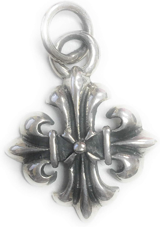Zoe and Piper Small Celtic Sterling Silver Pendant