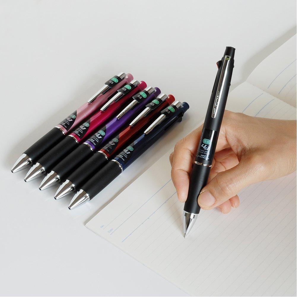 三菱鉛筆 ジェットストリーム 多機能ペン 4&1 MSXE5-1000