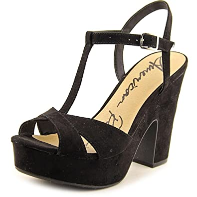 3f3bdf07da3a American Rag Womens Jamie Open Toe Casual Platform Sandals