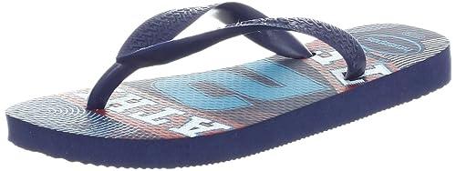 06c511110495fd Havaianas Kids Athletic Flip Flop (Toddler Little Kid)