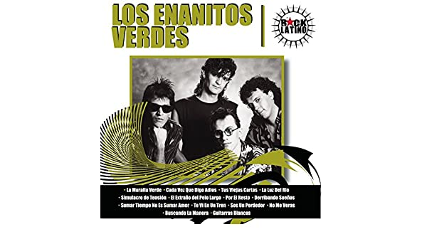 Guitarras Blancas by Los Enanitos Verdes on Amazon Music ...