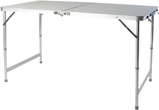 Linder Table Pliante Table de Camping ausklapp Bar avec Plateau ...