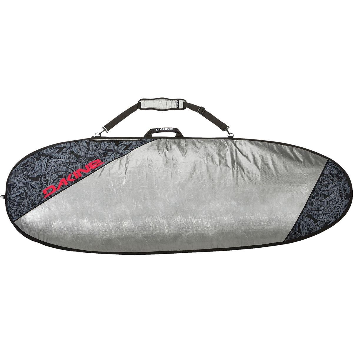 Dakine Unisex Daylight 6'6'' Hybrid Surfboard Bag, Stencil Palm, One Size