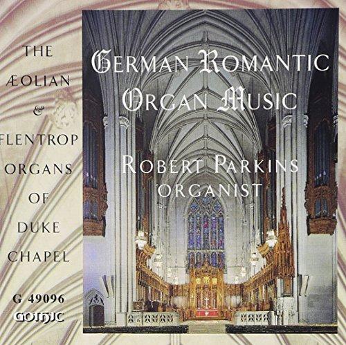 German Romantic Organ Music (German Romantic Organ Music)
