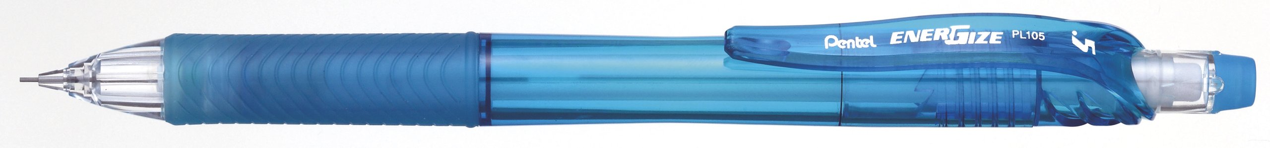 12 x Pentel EnerGize-X lápiz mecánico (0.5mm) Cielo Azul