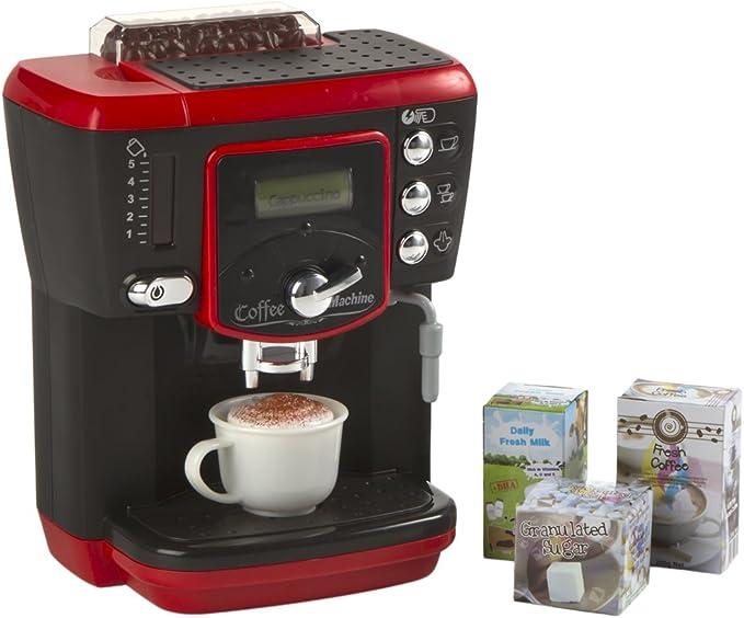 PlayGo - Cafetera eléctrica (42047): Amazon.es: Juguetes y juegos