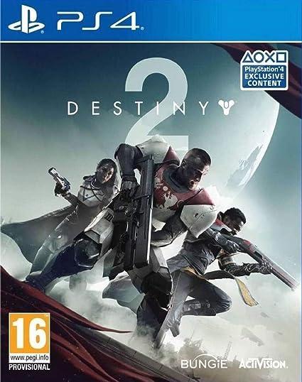 Destiny 2 - PlayStation 4 [Importación inglesa]: Amazon.es ...