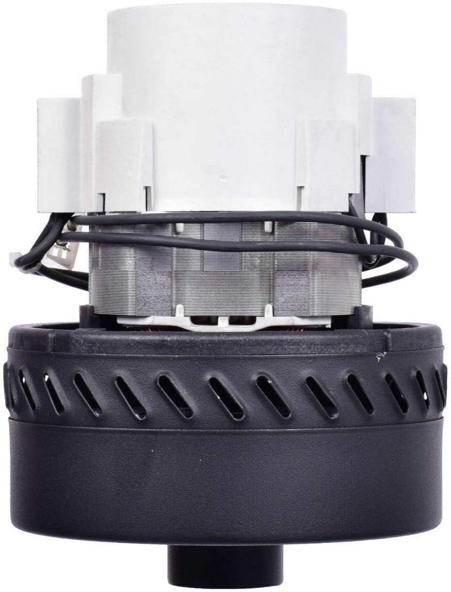 Motor de succión para máquina de succión Hako Scrubmaster HAKOMATIC B30/B45 24 V 400 W