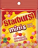 Starburst Minis Original, Peg Bag, 191gm, 12 Count