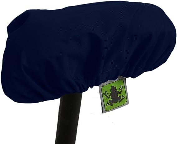 2x Bicycle Saddle Rain Cover Waterproof Bike Seat Rainproof Dust Resistant Hood